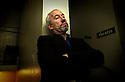 ACTOR SIMON CALLOW, AT UPSTREAM THEATRE, LONDON..