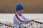Valerie O'Sullivan Rowing at the regatta.in Killorglin on Saturday.   Copyright Kerry's Eye 2008