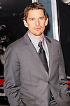 Ethan Hawke, star of Daybreakers attends the Premiere in New York City.