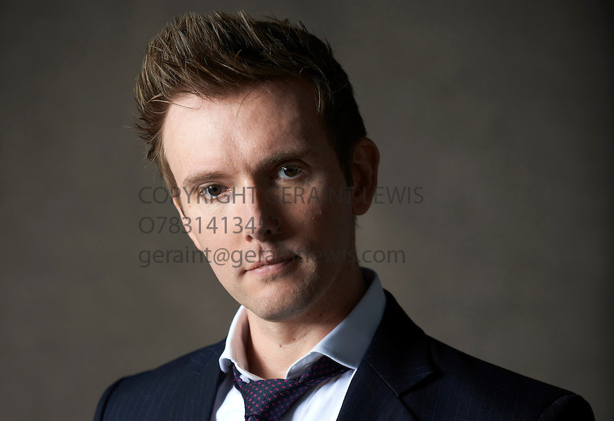 Will Brooker, Cultural Commentator and writer at The Edinburgh International Book Festival   . Credit Geraint Lewis