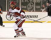 Marshall Everson (Harvard - 21) - The Union College Dutchmen defeated the Harvard University Crimson 2-0 on Friday, January 13, 2011, at Fenway Park in Boston, Massachusetts.
