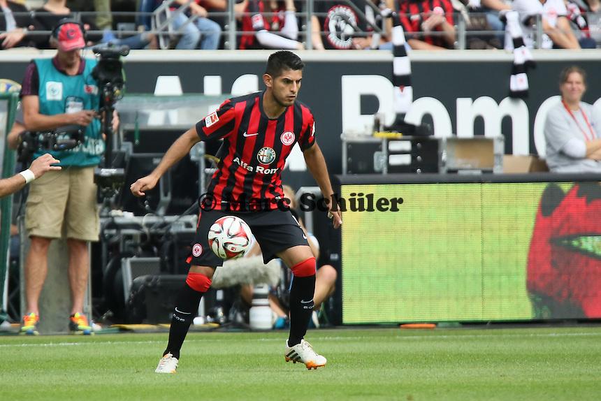 Carlos Zambrano (Eintracht) - Eintracht Frankfurt vs. FC Augsburg, Commerzbank Arena