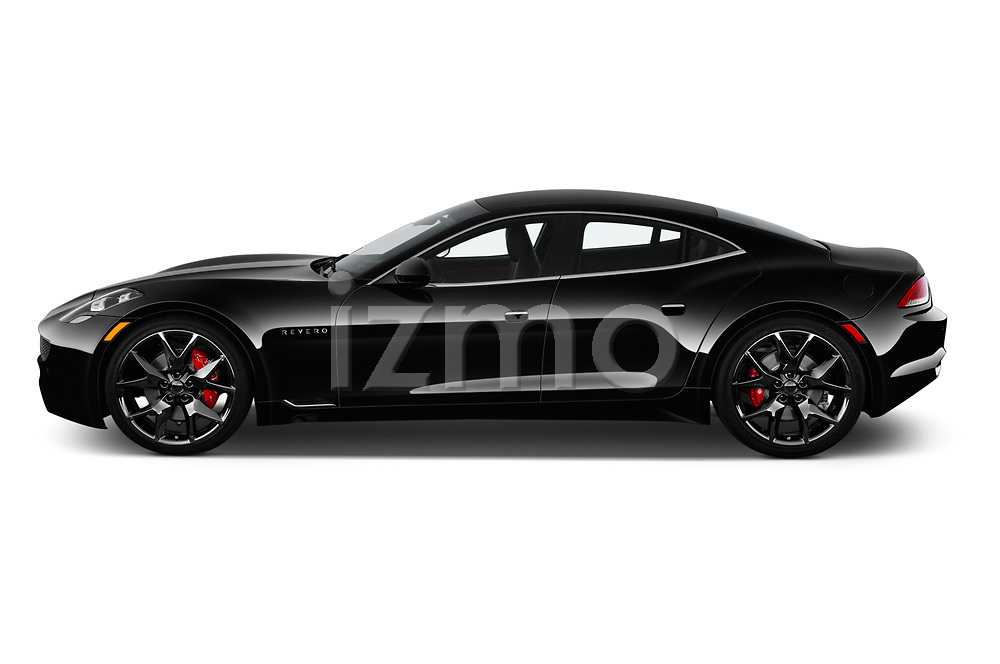 Car Driver side profile view of a 2019 Karma Revero - 4 Door Sedan Side View