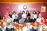 Jenny and Kevin Birch, Tralee celebrating their 40th wedding anniversary with family and friends at Ristorante Uno on Saturday