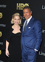 NEW YORK, NY - May 29: Emilia Clarke and Richard Plepler attend the 2018 Lincoln Center American Songbook Gala honoring Richard Plepler and HBO at Alice Tully Hall, Lincoln Center on May 29, 2018 in New York City. <br /> CAP/MPI/JP<br /> &copy;JP/MPI/Capital Pictures