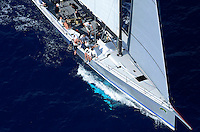 Alegre in the Rolex Middle Sea Race 2011