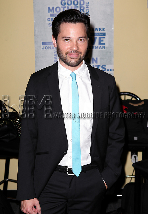 Jason Tam attend the opening night performance reception for the Keen Company production of Marry Me A Little at the Clurman Theatre in New York City on10/2/2012.