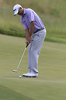Bill Haas (USA) putts on the 3rd green during Friday's Round 2 of the 117th U.S. Open Championship 2017 held at Erin Hills, Erin, Wisconsin, USA. 16th June 2017.<br /> Picture: Eoin Clarke | Golffile<br /> <br /> <br /> All photos usage must carry mandatory copyright credit (&copy; Golffile | Eoin Clarke)