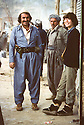 Iran 1981.Nabi Qadri ( KDPI) and Dr. Florence Veber in Ouchnou
