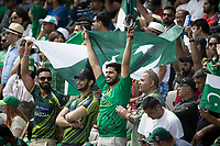 The fans cheered every run during Pakistan vs Bangladesh, ICC World Cup Cricket at Lord's Cricket Ground on 5th July 2019