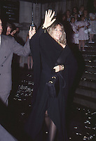 Barbra Streisand attends Mariah Carey&amp; Tommy<br />