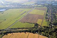 Mittlerer Landweg : EUROPA, DEUTSCHLAND, HAMBURG 03.10.2015: Mittlerer Landweg