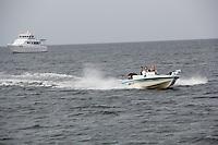 Chandeleur Island Fishing off Mississippi Motherships.