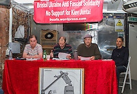 Bristol Ukraine Anti Fascist Meeting Jun 2016