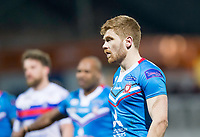 Picture by Allan McKenzie/SWpix.com - 09/02/2018 - Rugby League - Betfred Super League - Wakefield Trinity v Salford Red Devils - The Mobile Rocket Stadium, Wakefield, England - Kris Welham.