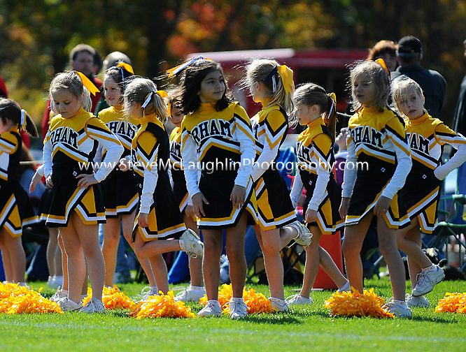 Images from RHAM C Team game vs. Cromwell at Hebron Field on East Street.