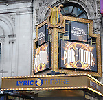 'Paramour' - Theatre Marquee