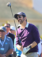 160210 Ray Romano during the Wednesday Shootout at The AT&T National Pro Am at The Pebble Beach Golf Links in Monterey, California. (photo credit : kenneth e. dennis/kendennisphoto.com)
