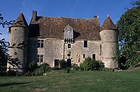 Europe/France/Normandie/Basse-Normandie/61/Orne/Vichères : Manoir de la Manorière