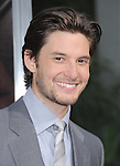 Ben Barnes attends The Premiere of The Words held at The Arclight Theatre in Hollywood, California on September 04,2012                                                                               © 2012 DVS / Hollywood Press Agency