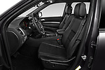 Front seat view of a 2019 Dodge Durango GT 5 Door SUV front seat car photos