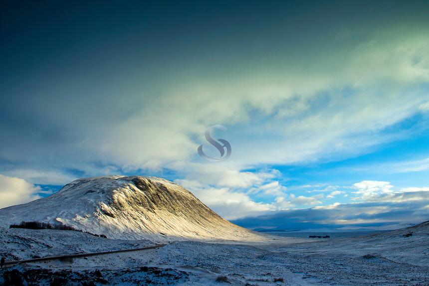 Beinn a Chrulaiste, Glencoe, Highland