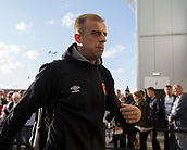 8th September 2017, Pride Park Stadium, Derby, England; EFL Championship football, Derby County versus Hull City; Kamil Grosicki of Hull City arriving at Pride Park Stadium before the match