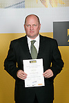 Services to Sport recipient Geoff Shaw. ASB College Sport Young Sportperson of the Year Awards 2007 held at Eden Park on November 15th, 2007.