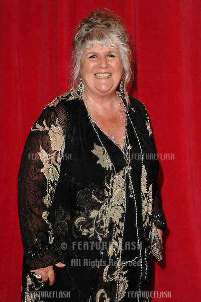 Jane Cox  arriving for the 2014 British Soap Awards, at the Hackney Empire, London. 24/05/2014 Picture by: Steve Vas / Featureflash