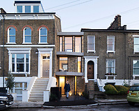 Slight Move? - Gap in the market has been filled by this deceptive 'tardis' like new London home