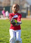 MVLAGS 7and 8 year old rookie clinic at Springer School, February 12, 2012..
