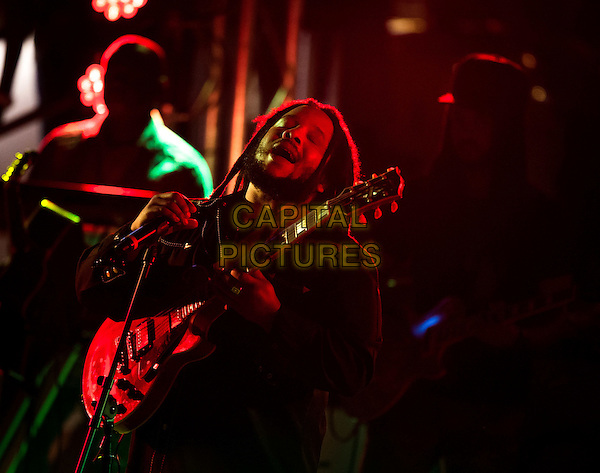 LAS VEGAS, NV - September 24: ***HOUSE COVERAGE*** Stephen Marley performs at The Catch A Fire Tour Concert at The Cosmopolitan in Las Vegas, NV on September 24, 2015. <br /> CAP/MPI/EKP<br /> &copy;EKP/MPI/Capital Pictures