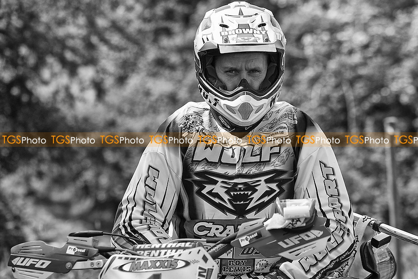 during ACU British Sidecar Cross Championship Round Three at Wattisfield Hall MX Track on 22nd May 2016