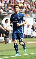 Freisteller Gotoku Sakai (Hamburger SV) - 05.05.2018: Eintracht Frankfurt vs. Hamburger SV, Commerzbank Arena, 33. Spieltag Bundesliga