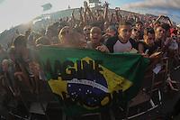 SAO PAULO, SP, 05.04.2014 - LOLLAPALOZA - publico durante show Imagine Dragon no primeiro dia do Festival Lollapaloza no Autodromo de Interlagos na regiao sul da cidade de Sao Paulo neste sabado. (Foto: Vanessa Carvalho / Brazil Photo Press.)
