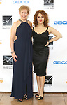 Liz Callaway and Bernadette Peters attend the 2017 Sondheim Award Gala at the Italian Embassy on March 20, 2017 in Washington, D.C..