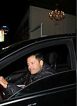 .March 27th 2012...Brooke Burke & husband David Charvet dine at Bagatelle restaurant in West Hollywood..AbilityFilms@yahoo.com.805-427-3519.www.AbilityFilms.com.