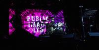 Public Image, Ltd. at Voodoo Fest 2015.