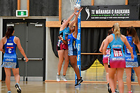Netball Pre Season Tournament - Mystics v Steel at Ngā Purapura, Otaki, New Zealand on Saturday 9 February  2019. <br /> Photo by Masanori Udagawa. <br /> www.photowellington.photoshelter.com