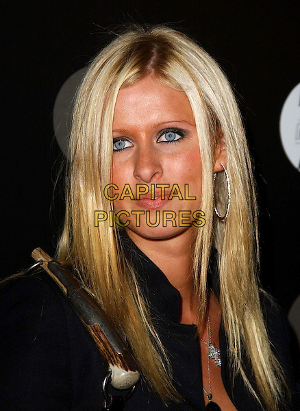 NICKY HILTON.Motorola's 7th Anniversary party benefitting Toy for Tots held at The American Legion in Hollywood, California  .November 3rd, 2005.headshot portrait .www.capitalpictures.com.sales@capitalpictures.com.Supplied By Capital PIctures