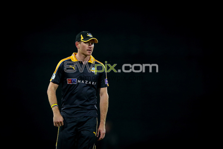 Picture by Alex Whitehead/SWpix.com - 19/06/2015 - Cricket - NatWest T20 Blast - Yorkshire Vikings v Nottinghamshire Outlaws - Headingley Cricket Ground, Leeds, England - Yorkshire's Richard Pyrah.