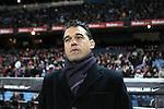 Atletico de Madrid's coach Luis Garcia during La Liga Match. November 11, 2012. (ALTERPHOTOS/Alvaro Hernandez)