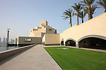 Asie; Golfe Persique; Moyen Orient; Emirat du Qatar; ville de Doha; musée d'art islamique conçu par IM Pei//Asia; Persian Gulf; Middle East; Emirate of Qatar; Doha city; museum of islamic art, designed by IM Pei