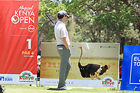 Cormac Sharvin (NIR) in action during the final round of the Magical Kenya Open presented by ABSA played at Karen Country Club, Nairobi, Kenya. 17/03/2019<br /> Picture: Golffile | Phil Inglis<br /> <br /> <br /> All photo usage must carry mandatory copyright credit (&copy; Golffile | Phil Inglis)