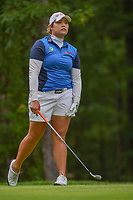 Ariya Jutanugarn (THA) watches her tee shot on 10 during round 2 of the U.S. Women's Open Championship, Shoal Creek Country Club, at Birmingham, Alabama, USA. 6/1/2018.<br /> Picture: Golffile | Ken Murray<br /> <br /> All photo usage must carry mandatory copyright credit (&copy; Golffile | Ken Murray)
