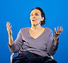 The Testament of Mary <br /> based on the short novel by Irish writer Colm T&oacute;ib&iacute;n<br /> at The Barbican Theatre, London, Great Britain <br /> press photocall<br /> 6th May 2014 <br /> <br /> performed by Fiona Shaw<br /> <br /> directed by Deborah Warner