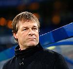 Nederland, Heerenveen, 17 november 2012.Seizoen 2012-2013.Eredivisie .SC Heerenveen-RKC Waalwijk.Erwin Koeman, trainer-coach van RKC Waalwijk