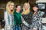 Laura Sheehy from Lixnaw celebrating her Baby Shower in Cassidys on Saturday night.<br /> L-r, Breda Griffin, Lorna Regan, Laura Sheehy and Regina O'Regan.