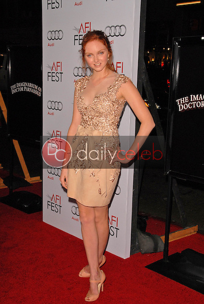 Lily Cole<br />