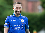 Queen of the South v St Johnstone&hellip;18.08.18&hellip;  Palmerston    BetFred Cup<br />Former saintee Stephen Dobbie<br />Picture by Graeme Hart. <br />Copyright Perthshire Picture Agency<br />Tel: 01738 623350  Mobile: 07990 594431